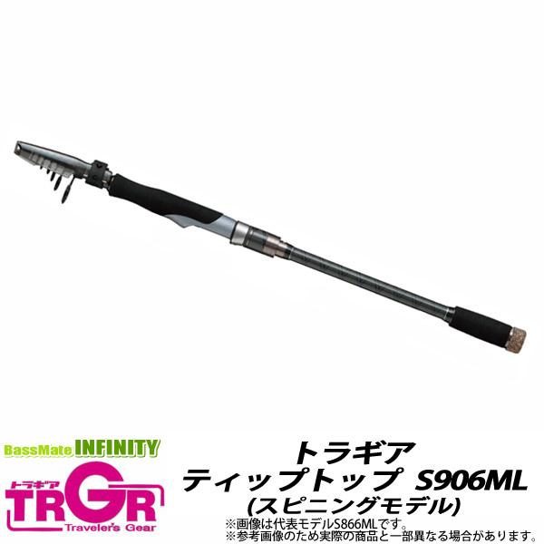 ●エイテック TRGR トラギア ティップトップ S906ML (スピニングモデル) 【まとめ送料割】