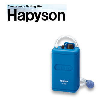 ●ハピソン Hapyson 乾電池式エアーポンプミニ YH-702B