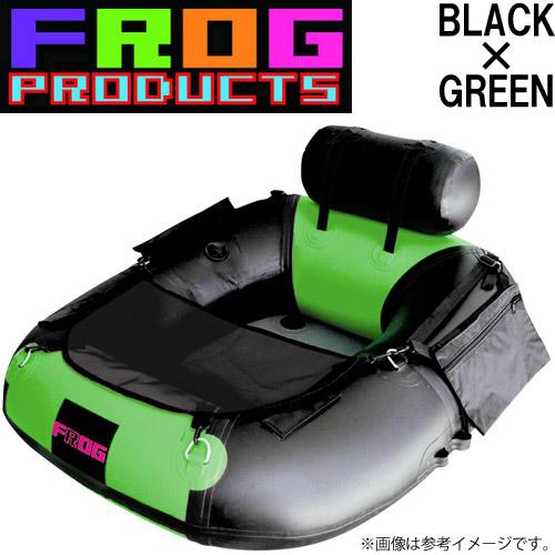 FROG PRODUCTS フロッグプロダクツ FROGフローター (ブラック×グリーン)