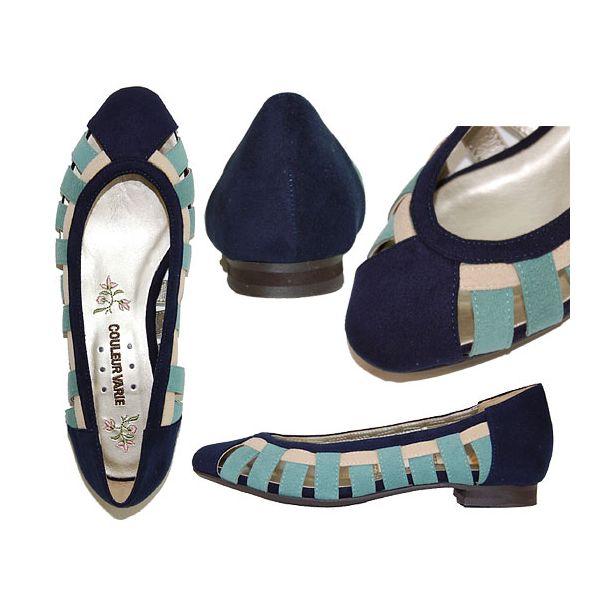 No. 542/ cutwork & braid adds an accent to elegant ♪ step! 10P03Dec16