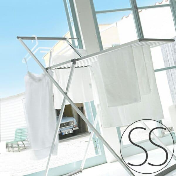 【送料無料】KAKAL(カカル)ランドリースタンド スーパースリムタイプKL-SS【物干し台 室内干し 部屋干し 物干しスタンド 折りたたみ コンパクト アルミ 軽量 キャスター付き セキスイ ハンガー セーター 洗濯物 スタイリッシュ シンプル おしゃれ】