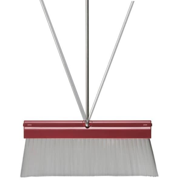 Broom dustpan 'tidy' Dapper short ( Burgundy ) [JT-CL6654102]
