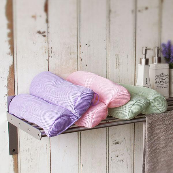 Bus pillow / marshmallow pillow (green)
