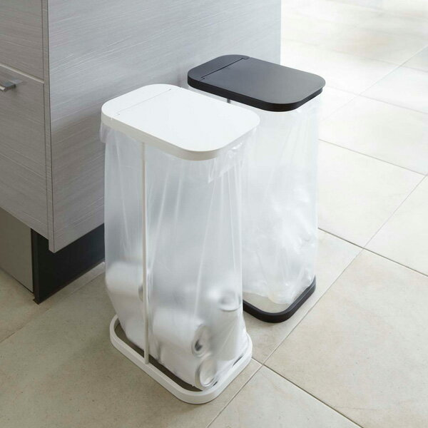 Trash Bin Luce Garbage Bag Holder Only To Be Completed A Handy Sorting Features Stylish Design Simple Recycle