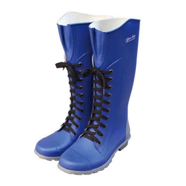 【送料無料】ブーツ「ジュエボッテ」(37)【長靴 アウトドア 編み上】