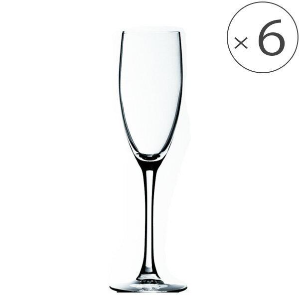 シャンパングラスフルート「Arcoroc(アルコロック)」カベルネフルート160(6個セット)(160cc)[jd-495]【グラス セット 強化ガラス シャンパングラス おしゃれ】
