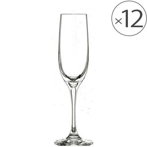 シャンパングラスフルート「Spiegelau(シュピゲラウ)」ヴィノグランデシャンパンフルート(12個セット)(178cc)[sp-789]【送料無料 グラス セット クリスタル おしゃれ】