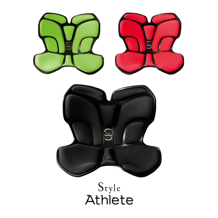 《着後レビューで今治タオル他》 Style Athlete スタイルアスリート 背骨 背筋 骨盤 矯正 カイロプラクティック 姿勢ケア 座り姿勢 姿勢維持 S字カーブ ゆがみ 猫背 矯正 負担軽減 MTG BS-AT2006F