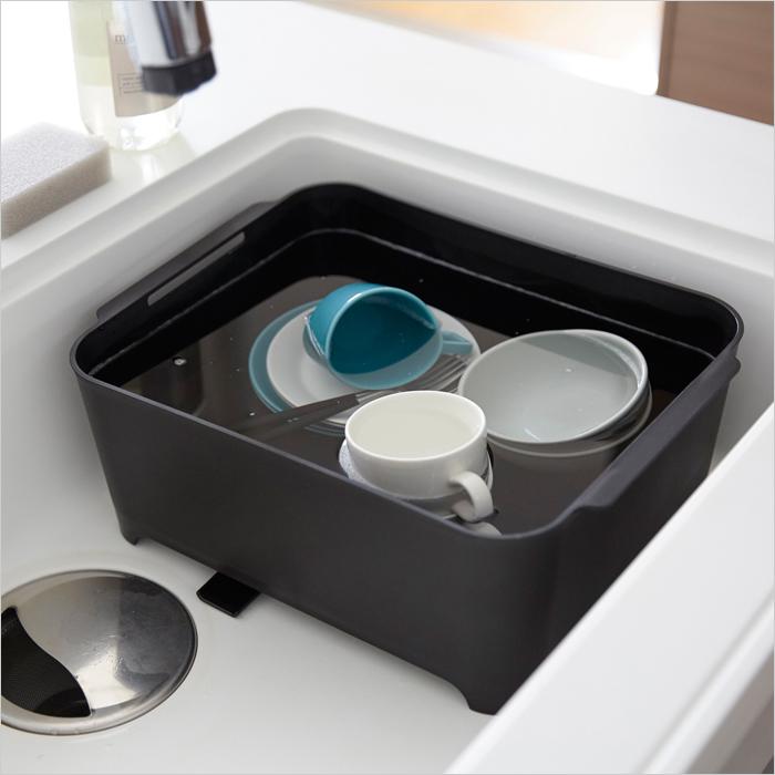 【楽天市場】「洗い桶」 タワー Tower 洗いおけ おけ ウォッシュタブ タライ バケツ シンク 台所 キッチン
