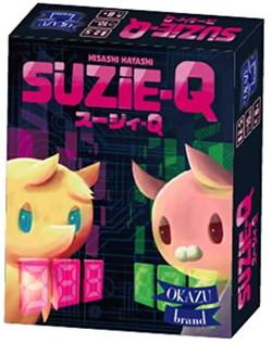 OKAZU brand スージィ いよいよ人気ブランド ボードゲーム 送料込 Q