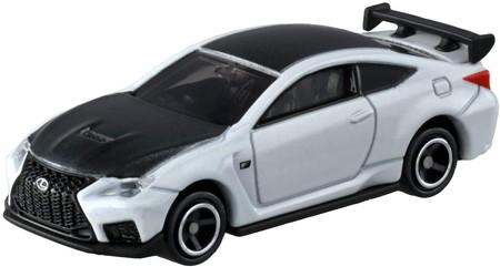 まとめ買いで最大5%オフクーポン配布中 レクサス RC F ホワイト×ブラック 新商品!新型 トミカ パフォーマンスパッケージ No.84 販売実績No.1