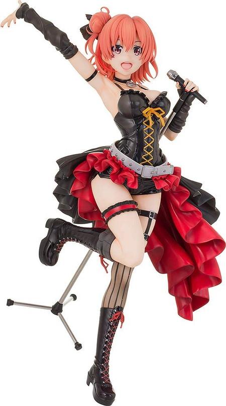 2021年11月予約 由比ヶ浜結衣 日本最大級の品揃え Rock.ver. やはり俺の青春ラブコメはまちがっている 完 7 PVC製塗装済み完成品 ABS ☆最安値に挑戦 1