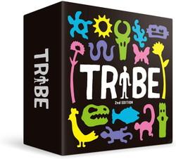 ITTEN トライブ 送料無料お手入れ要らず セカンド 海外並行輸入正規品 エディション 2nd ボードゲーム Tribe Edition