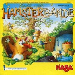 ハムスター秘密基地 NEW売り切れる前に☆ Hamsterbande 日本語訳付き ボードゲーム おトク