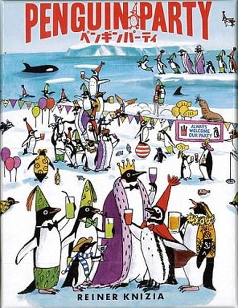 送料無料 一部地域を除く ペンギンパーティ 日本語版 Pingu-Party !超美品再入荷品質至上!