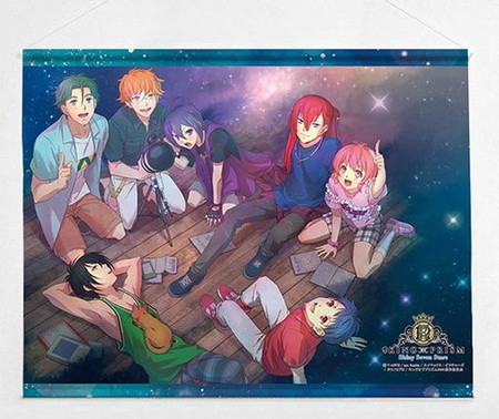 お得クーポン発行中 KING OF PRISM -Shiny エーデルローズ Seven 返品交換不可 Stars- B3タペストリー