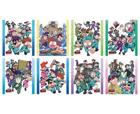 忍たま乱太郎 売り出し ジャケットミニ色紙コレクション 1BOX 第16シリーズ メーカー公式