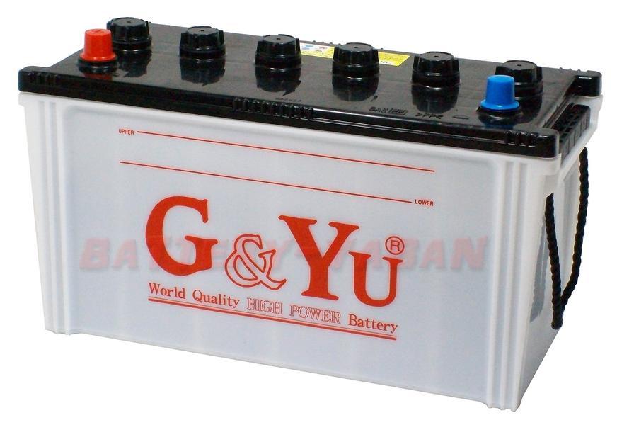 G&Yu バッテリー 120E41R