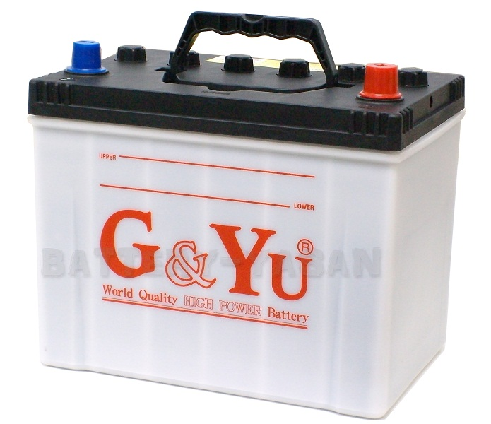 G&Yu バッテリー PRO-D26L