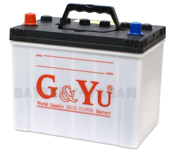 G&Yu バッテリー PRO-D26R