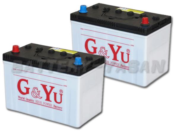 G&Yu バッテリー 《2個セット》 PRO-D31L + PRO-D31R