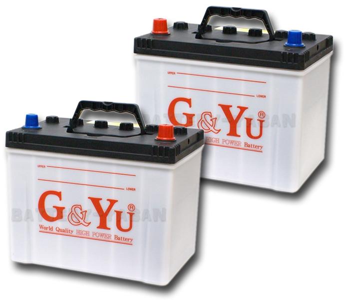 G&Yu バッテリー 《2個セット》 PRO-D26L + PRO-D26R