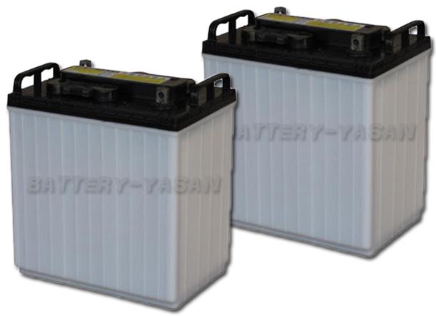 G&Yu バッテリー GC200 (6V) 《お得な2個セット》