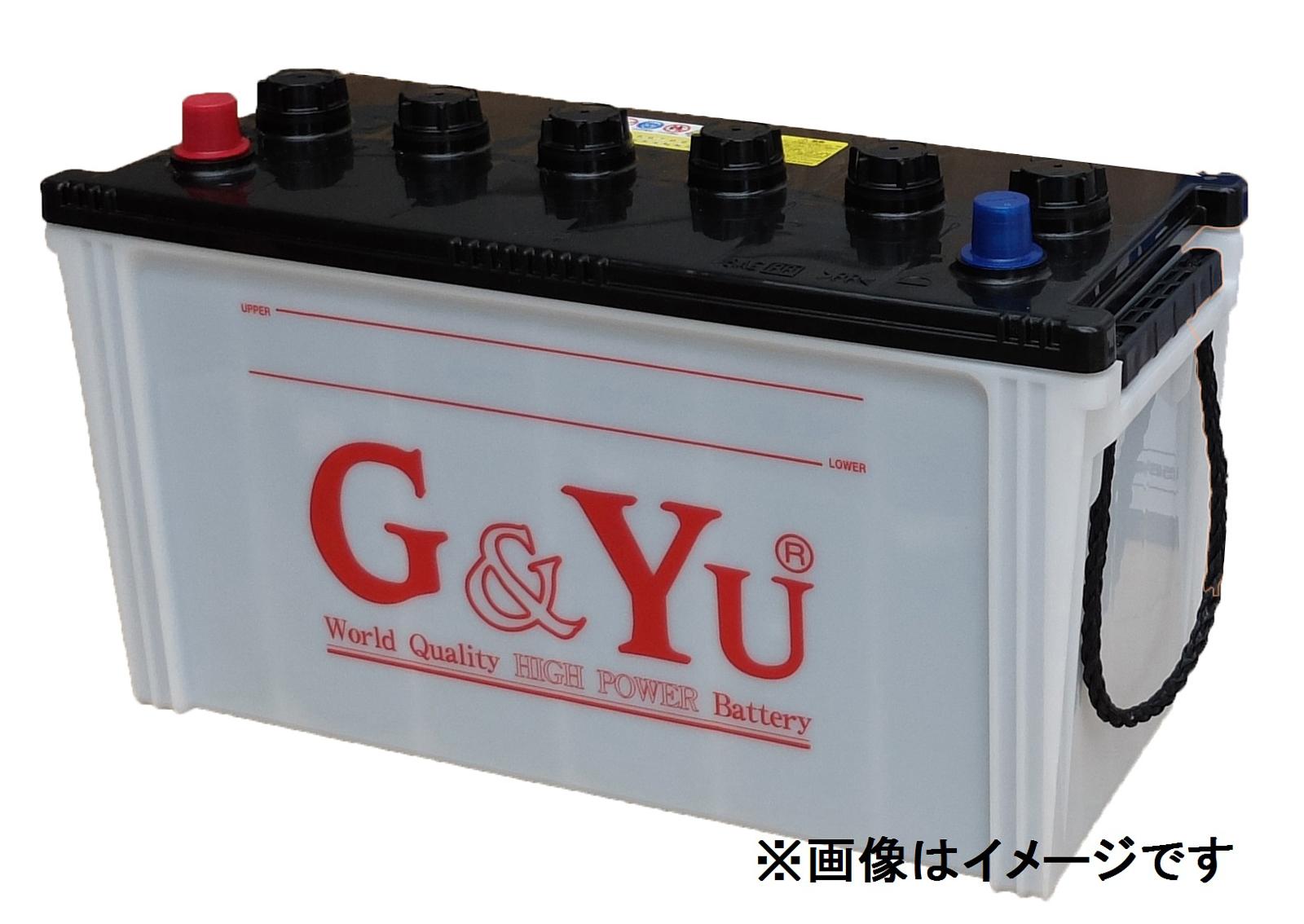 G&Yu バッテリー HD-130E41L