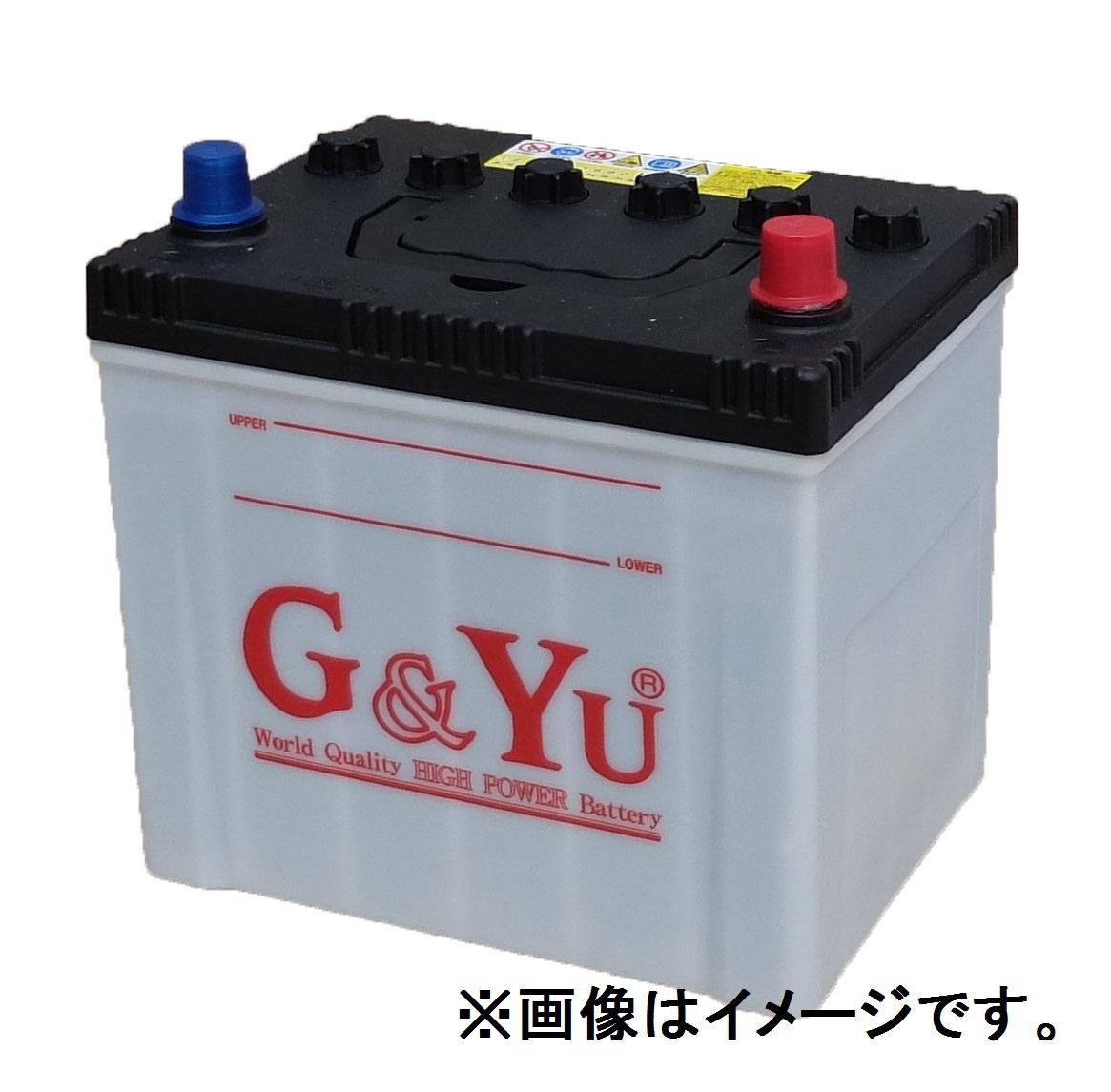 G&Yu バッテリー HD-D23R