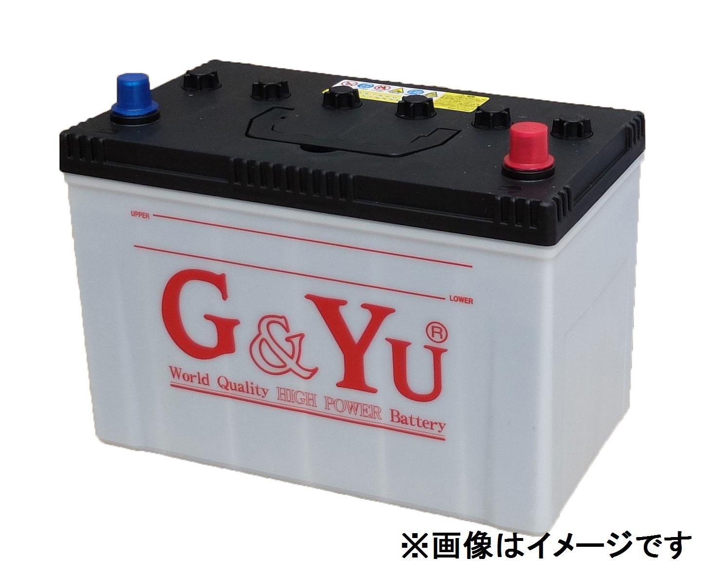 G&Yu バッテリー HD-D31R