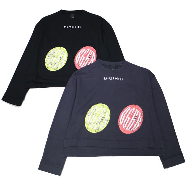【スーパーSALE セール ポイント2倍】 BAGARCH バガーチ CREW NECK SWEAT ショートボックススウェット SHORT BOX SWEAT BH-1251 AK-69 ak69 エーケーシックスティナイン HIPHOP ヒップホップ STREET ストリート系 ファッション オシャレ かっこいい モテる