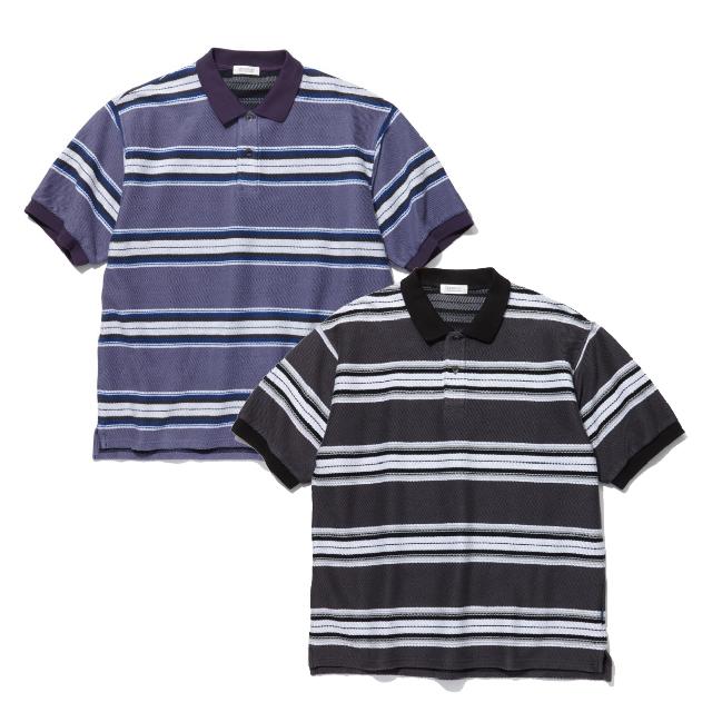 【スーパーSALE ポイント20倍 1327939】 RADIALL ラディアル Short Sleeve POLO-shirt シスコ半袖ポロシャツ ショートスリーブポロ CISCO POLO SHIRT S/S [RA19SS-CUT009] TOPS トップス CASUAL カジュアル ストリート 通販 オシャレ かっこいい モテる