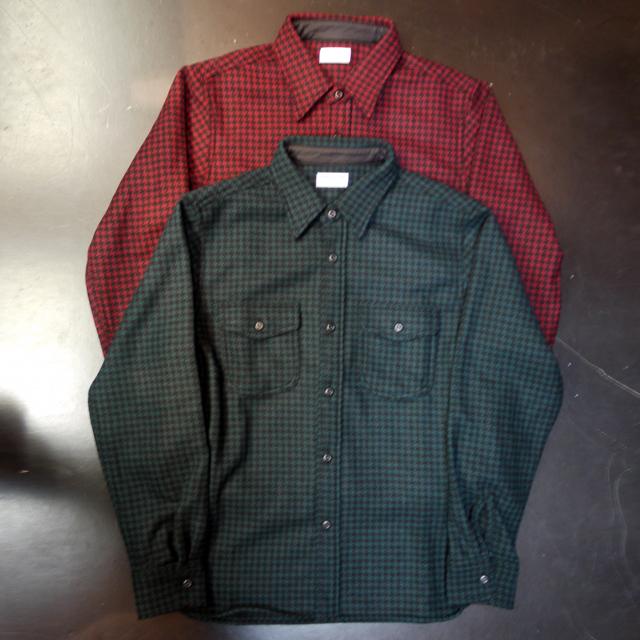 【スーパーSALE ポイント20倍 1327939】 RADIALL ラディアル LS SHIRTS 長袖シャツ BF GOOD RICH CPO -shirts- [RA14AW-SH003] 通販 オシャレ かっこいい モテる