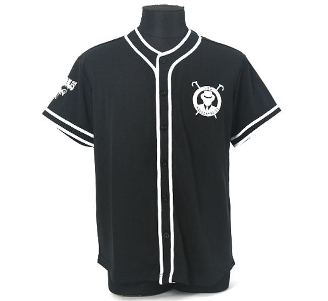 【ロス・インゴベルナブレス・デ・ハポン】L・I・J ベースボールシャツ(4th model)