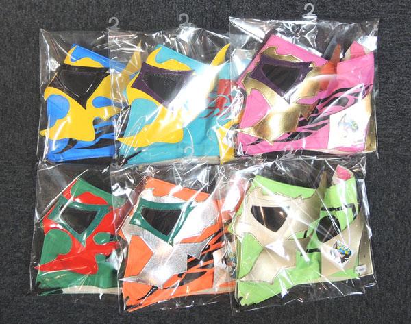 セミレプリカマスク カシン2015新春これっきり