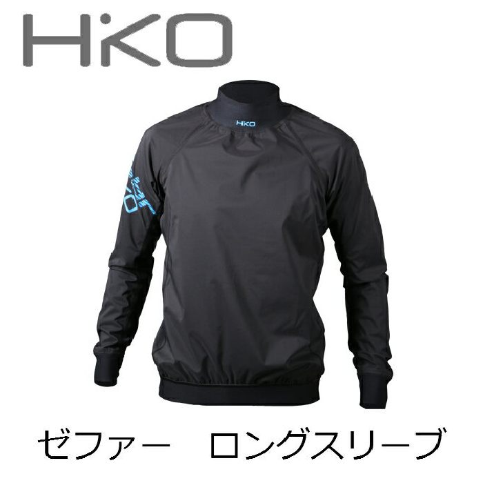 Hiko ゼファー ロングスリーブ