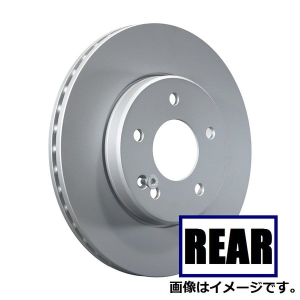 ATE ディスクローター リア VOLVO S80 TB6294用 A412151
