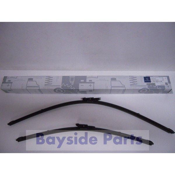 ベンツ Mクラス Rクラス ワイパーブレードセット セール商品 W164 純正 国産品 左ハンドル用 2518200100 W251