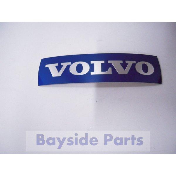 送料無料 VOLVO グリルエンブレム 純正 補修ステッカー Lサイズ x 135mm 5☆大好評 迅速な対応で商品をお届け致します 約33