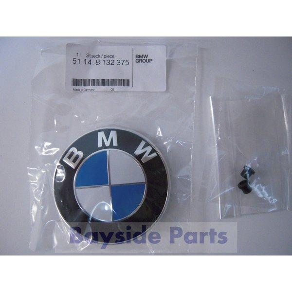 BMW 純正 82mm 訳あり エンブレム 人気の製品 51148132375