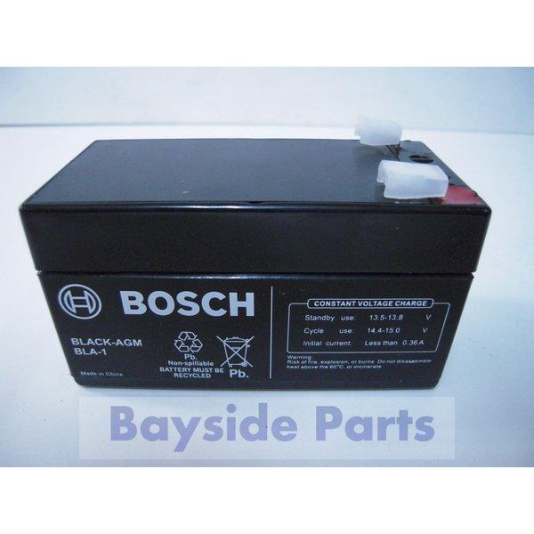 ベンツ バックアップバッテリー サブバッテリー 12V 1.2AH 000000004039 BOSCH製