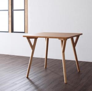 北欧 モダンデザイン ダイニング ILALI イラーリ ダイニングテーブル W80