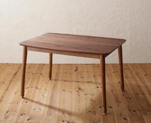 ダイニングこたつテーブル こたつ テーブル W105 リビング ダイニング Repol ルポール ダイニングこたつテーブル 天然木 ウォールナット材 こたつテーブル 薄型ヒーター 木目 木製 オールシーズン リビング 食卓 ローテーブル 温度調節機能付き おしゃれ