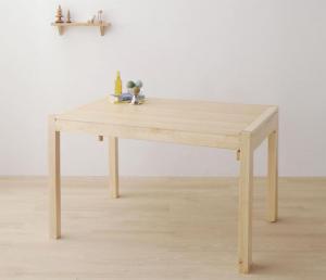 回転イス付き 北欧スライド伸縮ダイニングテーブル Joseph ヨセフ ダイニングテーブル W120-200