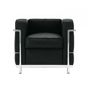 【送料無料】 コルビジェ ソファー ル・コルビジェ デザイナーズ ル・コルビュジエ Le Corbusier LC2 1P 一人掛け 家具通販 新生活