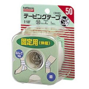【72個セット】【1ケース分】 バトルウィン テーピングテープ 50 (50mmX4m (伸長時) 1巻入)×72個セット 【正規品】