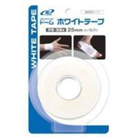【1ケース分】【72個セット】 ドーム ホワイトテープ 25mm×72個セット 【正規品】