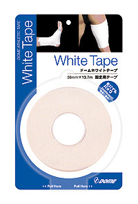 【1ケース分】【96個セット】 ドーム/DOME ホワイトテープ 38mm×13.7m×96個セット 【正規品】