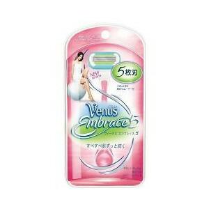 ジレット ヴィーナス エンブレイス5 激安挑戦中 ピンク 替刃2コ付 正規品 1本入 k ご注文後発送までに1週間前後頂戴する場合がございます 購買