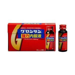 【第3類医薬品】【10個セット】 グロンサン強力内服液 30mL*5本入×10個セット 【正規品】